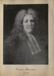 [Portrait de la salle des Actes] François Larivière 1702 - Album de platinotypies. Tableaux de la sa [...]