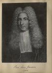 [Portrait de la salle des Actes] Pierre Louis Jaussin 1702 - Album de platinotypies. Tableaux de la  [...]