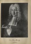 [Portrait de la salle des Actes] Louis René Bailly 1708 - Album de platinotypies. Tableaux de la sal [...]