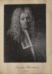 [Portrait de la salle des Actes] Angelin Paschalis 1710 - Album de platinotypies. Tableaux de la sal [...]