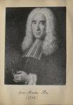 [Portrait de la salle des Actes] Spire Nicolas Pia 1712 - Album de platinotypies. Tableaux de la sal [...]