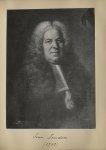 [Portrait de la salle des Actes] Jean Jeudon 1713 - Album de platinotypies. Tableaux de la salle des [...]