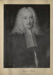 [Portrait de la salle des Actes] Claude Pagés 1713 - Album de platinotypies. Tableaux de la salle de [...] -  - medextcnop0003x0055