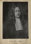 [Portrait de la salle des Actes] Claude René Mayol 1720 - Album de platinotypies. Tableaux de la sal [...]