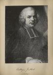 [Portrait de la salle des Actes] Baltazar Julliot 1744 - Album de platinotypies. Tableaux de la sall [...]