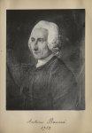 [Portrait de la salle des Actes] Antoine Baumé 1752 - Album de platinotypies. Tableaux de la salle d [...]