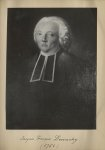 [Portrait de la salle des Actes] Jacques François Demachy 1761 - Album de platinotypies. Tableaux de [...]