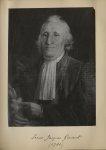 [Portrait de la salle des Actes] Louis Jacques Guiart 1761 - Album de platinotypies. Tableaux de la  [...]