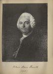 [Portrait de la salle des Actes] Hilaire Marin Rouelle 1763 - Album de platinotypies. Tableaux de la [...]