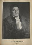 [Portrait de la salle des Actes] J.J.R. Cheradame 1775 - Album de platinotypies. Tableaux de la sall [...]