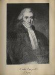 [Portrait de la salle des Actes] Nicolas Vauquelin 1795 - Album de platinotypies. Tableaux de la sal [...]