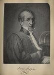 [Portrait de la salle des Actes] André Laugier 1797 - Album de platinotypies. Tableaux de la salle d [...]