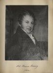 [Portrait de la salle des Actes] Noël Etienne Henry 1800 - Album de platinotypies. Tableaux de la sa [...]