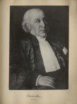 [Portrait de la salle des Actes] Caventou 1820 - Album de platinotypies. Tableaux de la salle des Ac [...]