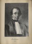 [Portrait de la salle des Actes] Soubeiran 1824 - Album de platinotypies. Tableaux de la salle des A [...]