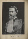 [Portrait de la salle des Actes] Baudrimont 1852 - Album de platinotypies. Tableaux de la salle des  [...]
