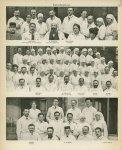 [1] Hôpital Saint-Louis,  Gastaud, sous-chef adjoint de laboratoire / Dr Gastoud, chef de laboratoir [...]