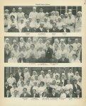 [1] Hôpital Saint-Antoine, Gineste, interne / Dr Lapointe, chef de service / Surun, interne / Pierro [...]
