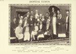 Hôpital Tenon - Trocme (Ch.) / Aubry / Baussan / Jonard (Karl) / Mlle Haas / Poumeau / Delille / Bon [...]