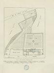 Fig. 7 : Plan de l'École de pharmacie (1839) [Faculté de pharmacie de Paris, rue de l'Arbalète] - Ce [...]