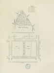Fig. 12 : L'un des emplacements attribués à l'École sur les terrains du Luxembourg en 1874 [Faculté  [...]