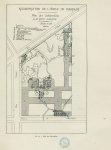 Fig. 14 : Plan des Catacombes [Faculté de pharmacie de Paris] - Centenaire de l'École supérieure de  [...]