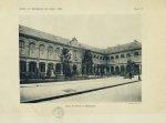 [Photographie :] Façade sur l'Avenue de l'Observatoire [Faculté de pharmacie de Paris] - Centenaire  [...]