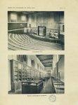 [Photographies :] Amphithéâtre nord / Galerie de minéralogie et cryptogamie [Faculté de pharmacie] - [...]
