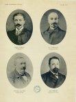Emile Madoulé, secrétaire de l'Ecole 1847-1903 / Paul Dorveaux, bibliothécaire de l'Ecole / Théodore [...]